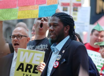 NYC Public Advocate Jumaane Williams